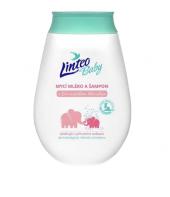 Šampon a mycí mléko dětské Baby Linteo