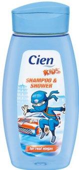 Šampon a sprchový gel 2v1 dětský Cien