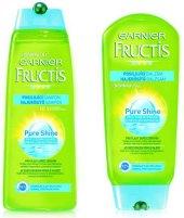 Šampon a balzám na vlasy Fructis Garnier
