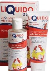 Šampon + balzám proti vším Duo Liquido