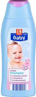 Šampon dětský Baby K-Classic