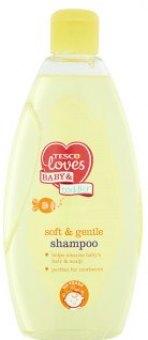 Šampon dětský Loves Baby Tesco