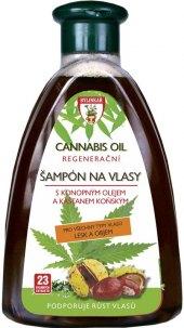 Šampon Cannabis Oil Bylinkář