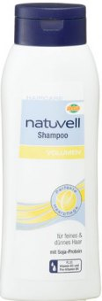 Šampon Natuvell