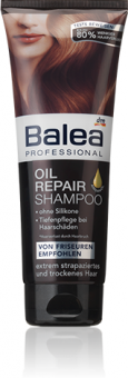 Šampon Oil Repair Balea