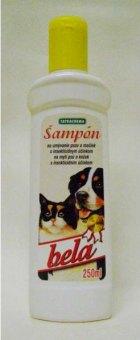 Šampon pro kočky Bela