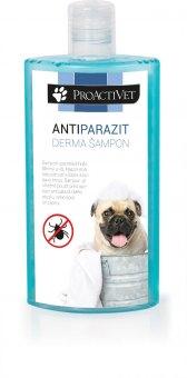 Šampon pro psy antiparazitní Proactivet Derma