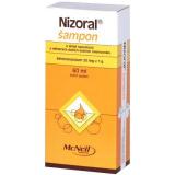 Šampon proti lupům Nizoral Janssen