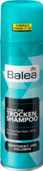 Šampon suchý Balea