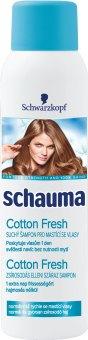 Šampon suchý Cotton Fresh Schauma Schwarzkopf