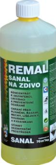 Sanal na zdivo Remal