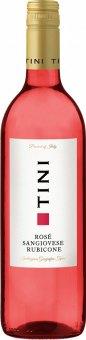 Víno Sangiovese Rosé Tini