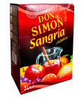 Sangria Don Simon - bag in box