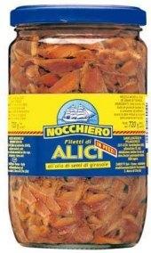 Sardel filety Nocchiero