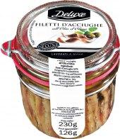 Sardelky v olivové omáčce Deluxe