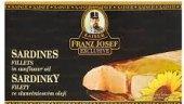 Sardinky filety Exclusive Franz Josef Kaiser