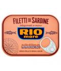 Sardinky filety v oleji Rio Mare