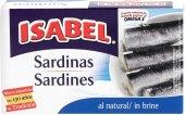 Sardinky Isabel