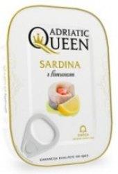 Sardinky v oleji Adriatic Queen