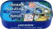 Sardinky v oleji Jadran Nekton