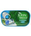 Sardinky v oleji John West