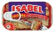 Sardinky v omáčce Isabel Nekton
