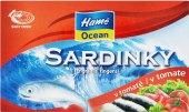 Sardinky v omáčce Hamé Ocean