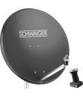 Satelitní HDTV přijímač SAT3512HD Schwaiger