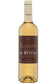 Víno Sauternes Domaine de Beylieu