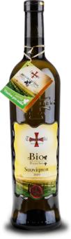 Víno Sauvignon bio Templářské sklepy Čejkovice