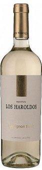 Víno Sauvignon Blanc Los Haroldos
