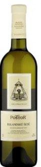 Víno Sauvignon Poštor Velké Pavlovice