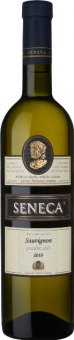 Víno Sauvignon Seneca Zámecké vinařství Bzenec - pozdní sběr