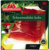 Šunka schwarzwaldská Schwarzwaldrauch