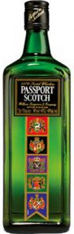 Whisky Scotch Passport