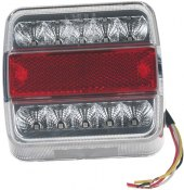 Sdružená zadní LED lampa