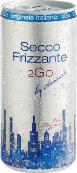 Sekt Secco Frizzante - 2Go