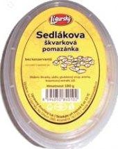 Škvarková pomazánka Sedlákova Ligurský