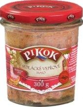 Sedlácké vepřové maso ve sklenici Pikok