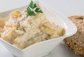 Salát sedlácký s bramborem