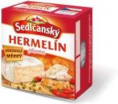 Sýr Hermelín pikant Sedlčanský