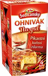 Sýr Ohnivák na gril Sedlčanský