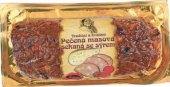 Sekaná se sýrem Řezníkův talíř