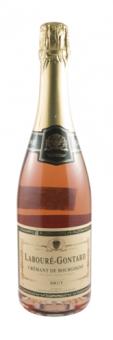 Sekt Brut Rosé Crémant de Bourgogne Labouré-Gontard