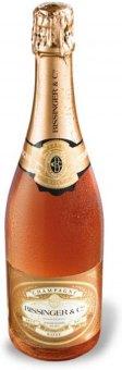Sekt Brut Rosé Champagne Bissinger&C°