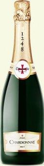 Sekt Brut Chardonnay Templářské sklepy Čejkovice