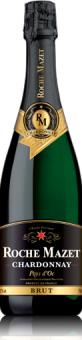Sekt Chardonnay Roche Mazet