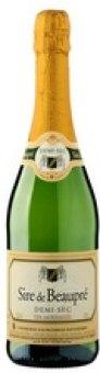 Sekt Demi-sec Vin Mousseux Sire de Beaupré