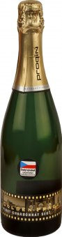 Sekt Pinot Chardonnay Golden Prague Proqin