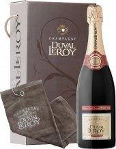 Sekt Premium Cru Duval Leroy - dárkové balení